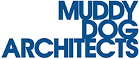 Muddy Dog Architects Logo